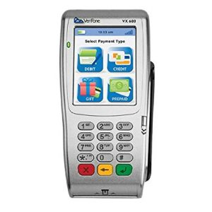 Integrated Card Payments Verifone VX680 Unit