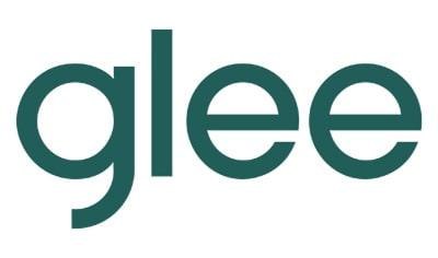 trade show glee logo