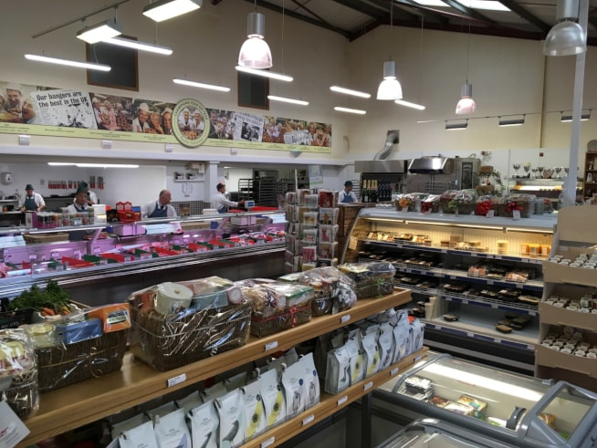 Bolster Moor Farm Shop, EPoS Provided by Open Retail Solutions