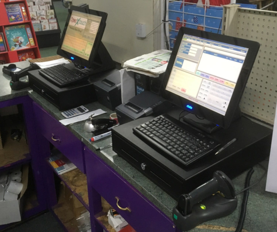 Open Retail Solutions EPoS Tills