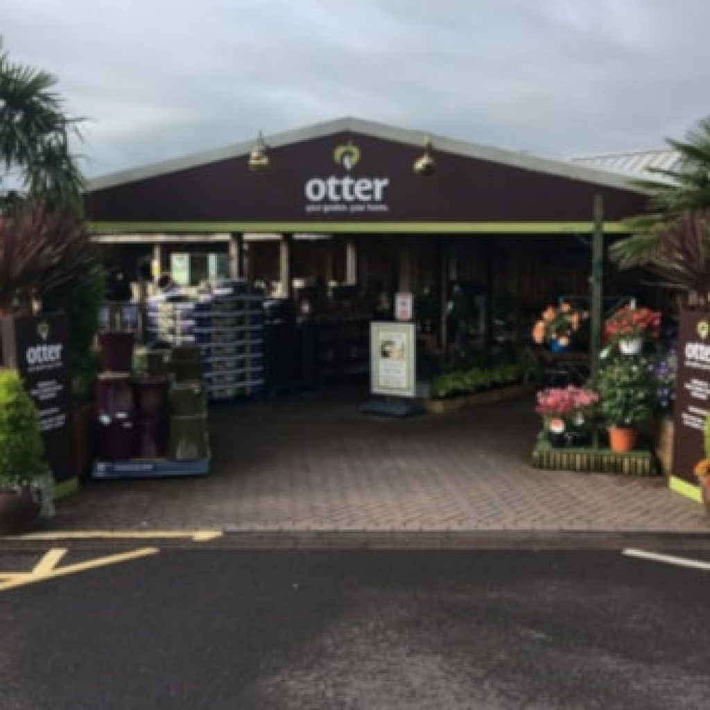 Otters Garden Centres, EPoS Provided by Open Retail Solutions