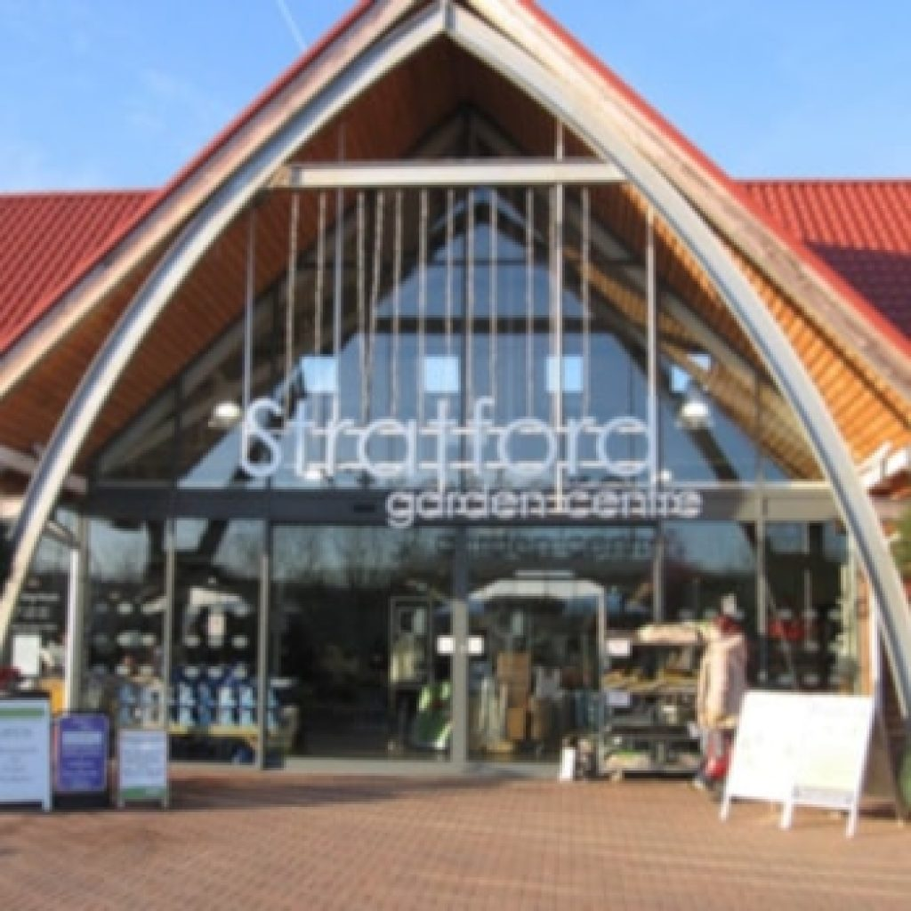Straford Garden Centre, EPos Provided by Open Retail Solutions